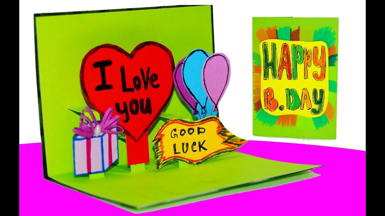 Easy Greeting Card Making Ideas For Friends