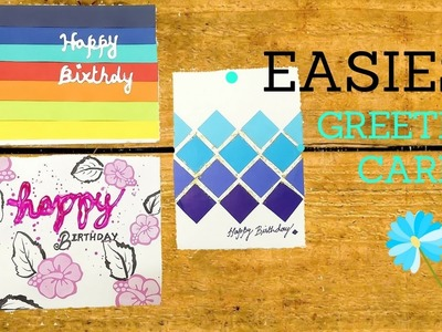 Greeting Card making ideas | Super easy | Make that in 30 min