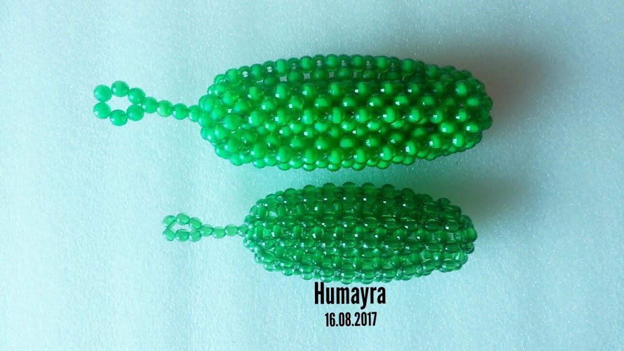 How to make beaded cucumber. পুতির শশা. beaded vegetable 7