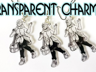 How to make Transparent Charms
