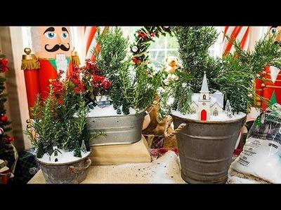 Ken Wingard's DIY Christmas Bucket - Hallmark Channel