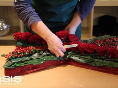 OASIS® Floral Products ~ How To ~ Last Kiss
