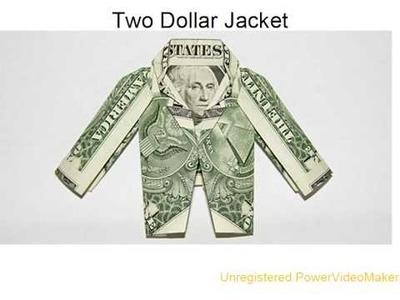 Oragami One Dollar Art. wmv