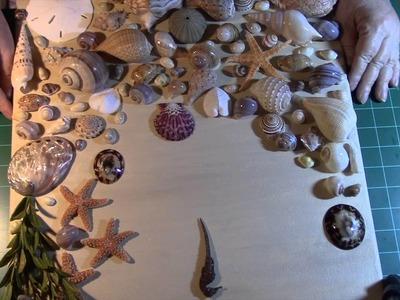 Seashells By The Seashore Picture Tutorial
