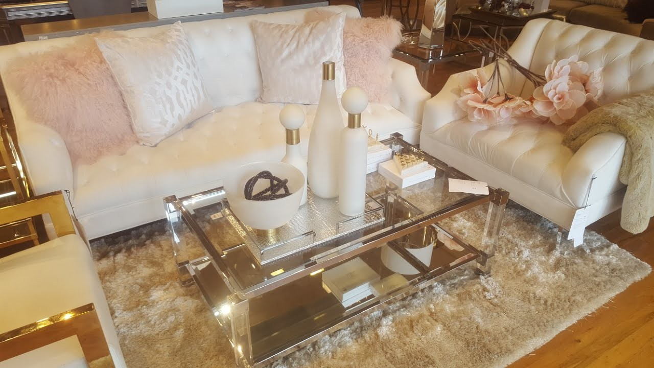 Shop With Me Z Gallerie Tour High End July 2017 Tour Home Decor