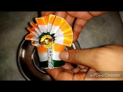 Tiranga Pagdi.beautiful Mukut for kanha jj