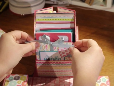Ultimate Cardmaking station in a  Box