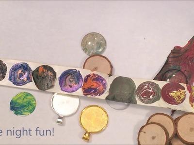 21 Tips to Make Cabochon Jewelry with Cheap Wood Slice Pendant Trays!  Part 1 of 2
