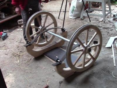 Clockwork Doughnut Cart: Part Four - The Chassis