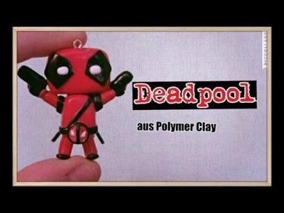 Deadpool (Marvel) - Polymer Clay Tutorial