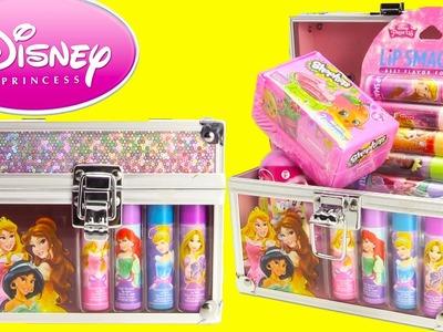 bc4cce1426 Hello Kitty Makeup Bag! LIP GLOSS Lip Smacker Eyeshadow SHOPKINS ...