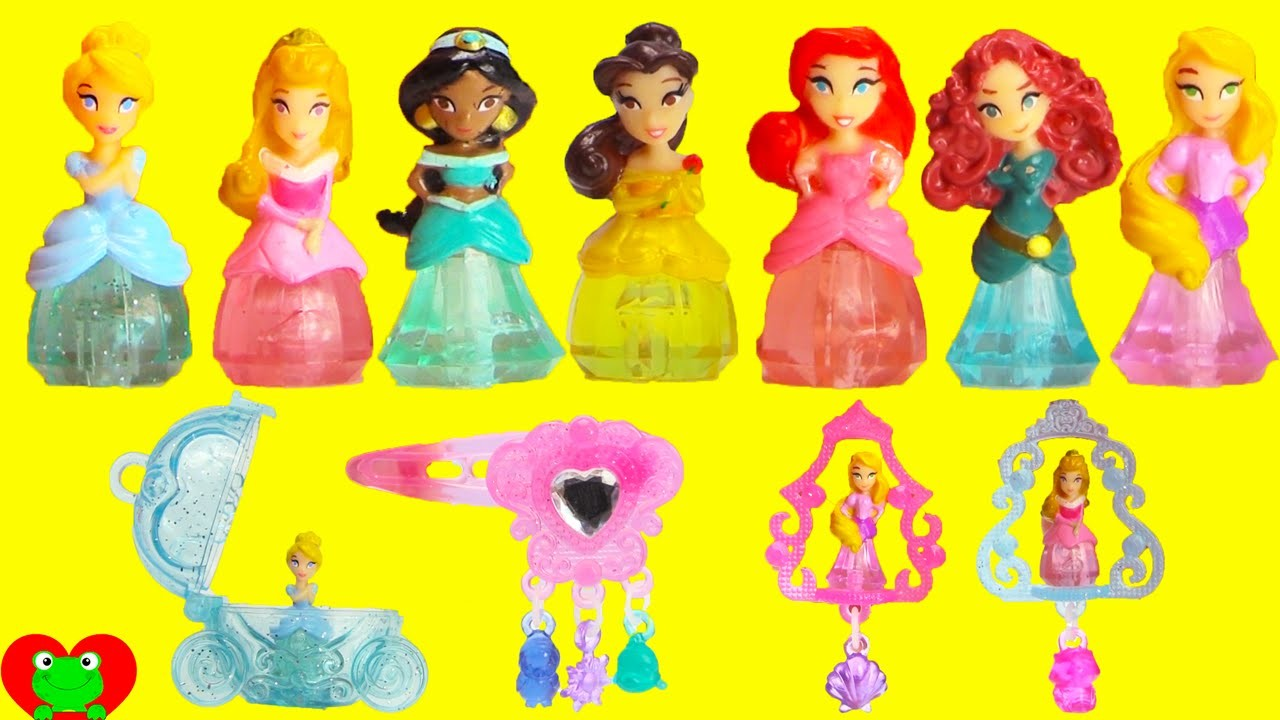 Disney Princess Little Kingdom Deluxe Mix and Match Jewelry Set