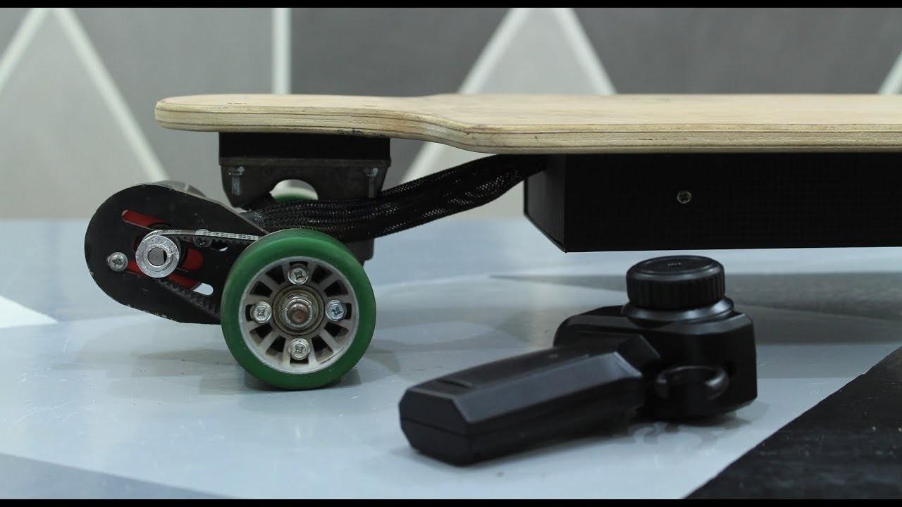 DIY Cheap Electric Longboard - Adding ESC and Lipo Batteries - part 3 (under 250$)