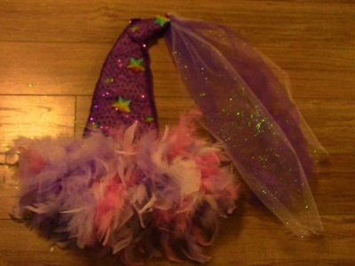 DIY From Witch To Princess: A Dollar Store Challenge Piece
