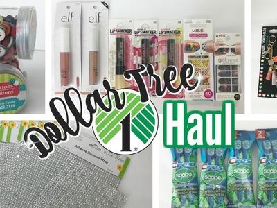 DOLLAR TREE HAUL - 3 DIFFERENT STORES!!