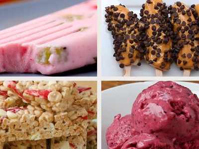 Four Fun And Easy Desserts For Kids