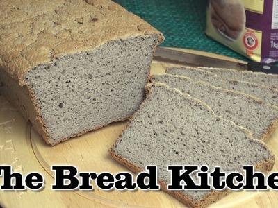 Gluten-free Buckwheat Loaf Recipe in The Bread Kitchen