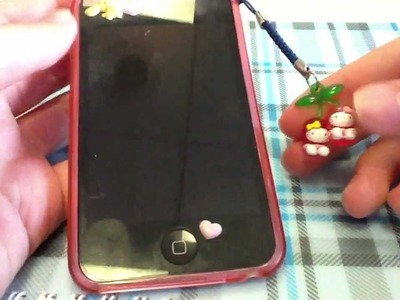 How I Added a Charm to My iTouch