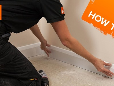 How to fit skirting boards part 2: fixing the skirting boards