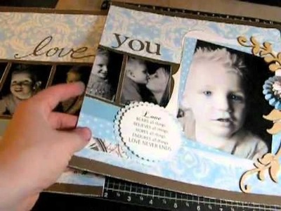 Kaisercraft Projects: cards, layouts, mini album, off the page projects