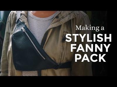 Making a Stylish Fanny Pack ⧼Week 16.52⧽