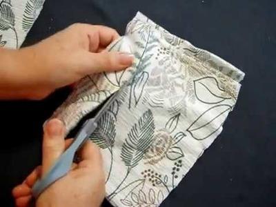 Making T-shirt Yarn for the 5 Strand Braid-in Rag Rug