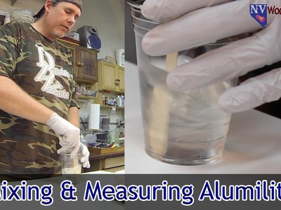 Proper Measuring and Mixing Techniques With Alumilite Casting Resin