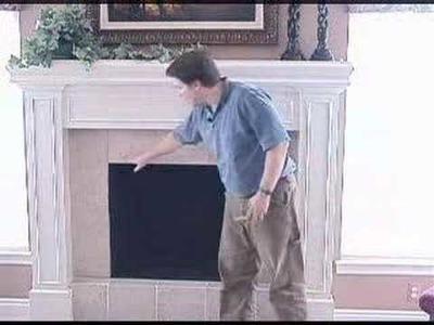 Stock Fireplace Doors: How to Measure