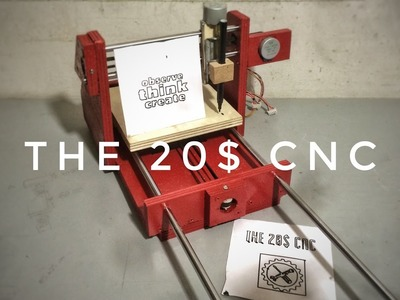 ZepLabs: The 20$ CNC: A Plotter (Part 2)
