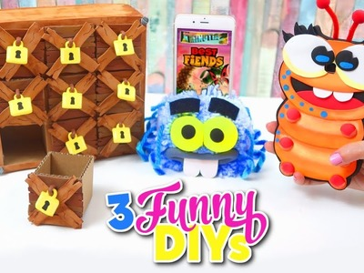 3 FUNNY DIYs TO MAKE WHEN YOU ARE BORED - Isa's World