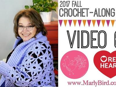 Crochet Along Video 6