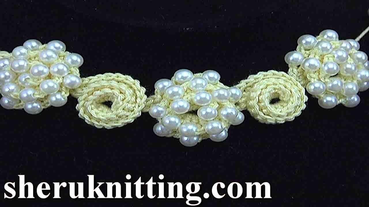 Crocheted Cord Accessory Tutorial 151