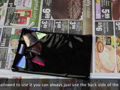 DIY How To Make an Old Purse New