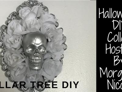Halloween DIY Collab with Morgan Nicole | Dollar Tree DIY