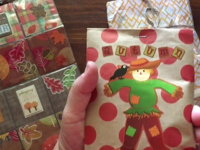 Happy Mail - Fall extravaganza - Show & tell | dearjuliejulie
