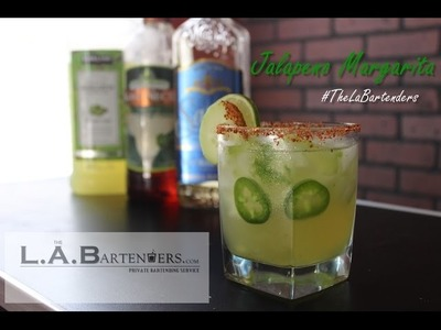 How to make a Jalapeno Margarita recipe