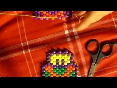 How to make a Kandi Mario Mushroom (Part 2)
