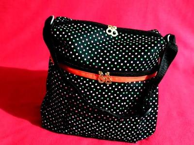 How to make ladies travel bag
