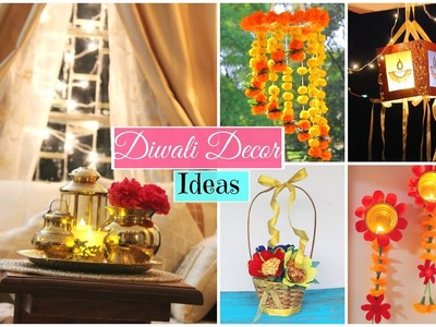 Latest Diwali Home Decoration  Ideas
