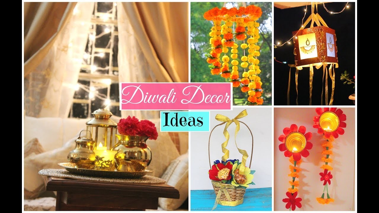 Latest Diwali Home Decoration Ideas My Crafts And Diy