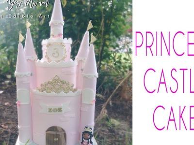 Princess Castle Cake, Princess Cake