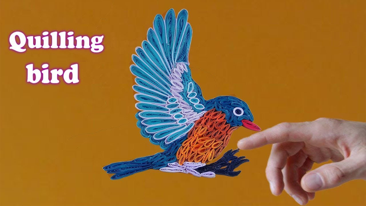 Quilling Quill Paper How To Make A Beautiful Quilling