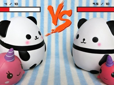 Real vs Knockoff Squishies! Which one is better?