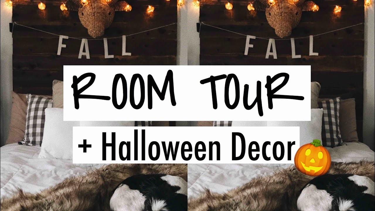 ROOM TOUR + AUTUMN.HALLOWEEN DECOR!   Faye Claire