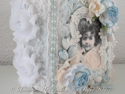 Shabby Chic Lace Book ~ Lavish Laces DTP