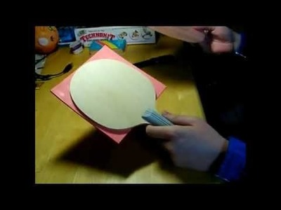 Table Tennis Tips: how to make.assemble a bat