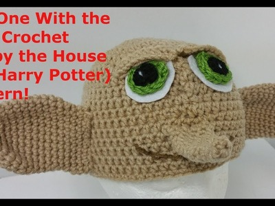 The One with the Free Crochet Pattern for Dobby the House Elf (Harry Potter)