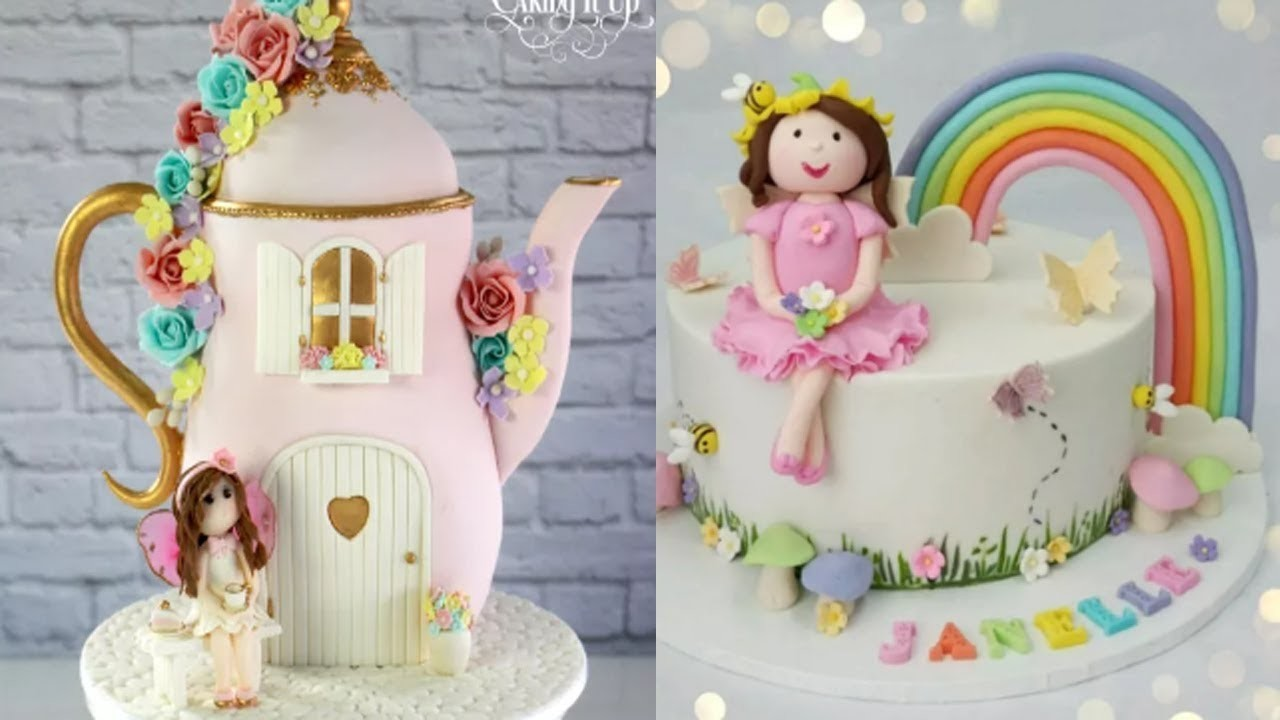 Top 15 Easy Birthday Cake Decorating Ideas Cake Style 2017 Oddly