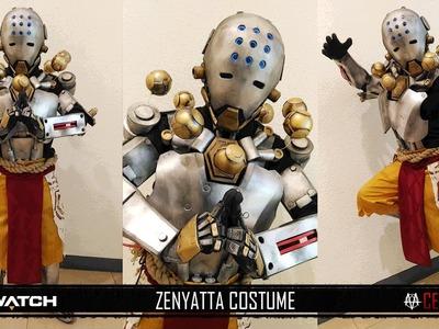 Zenyatta Costume from Overwatch - Celtic Props (EVA FOAMS)