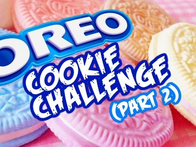 10 New OREO Flavors!!! Taste Test Challenge-a-thon - Man Vs Youtube